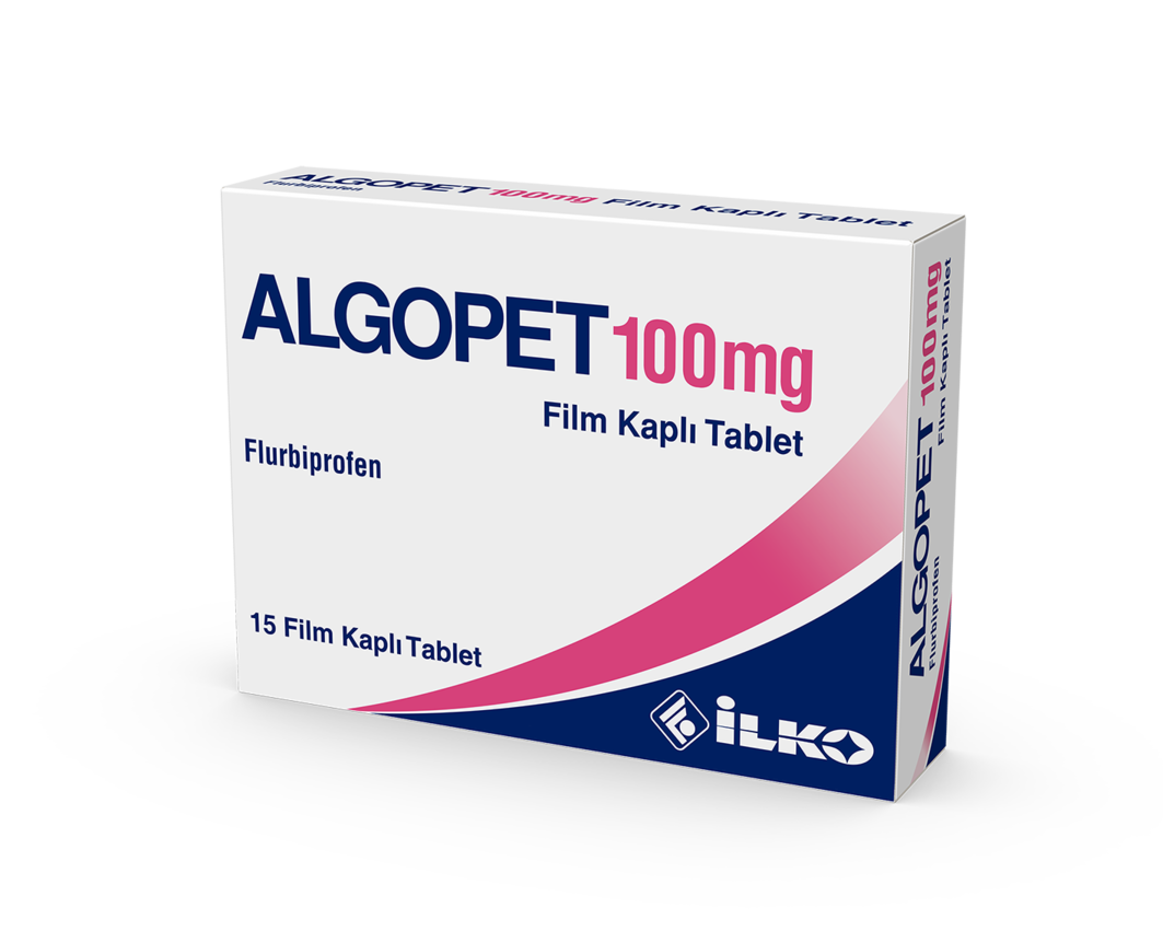 Algopet 100 Mg 15 Film Tablet