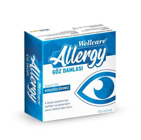 WELLCARE ALLERGY GÖZ DAMLASI
